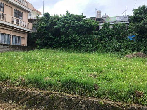 【売土地】与那原町 板良敷 40.83坪 (2区画)