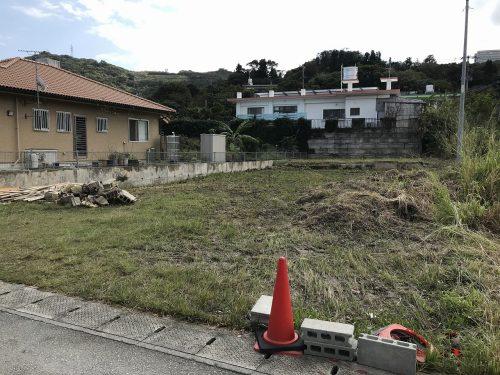 【売土地】南城市佐敷新里 133.16坪